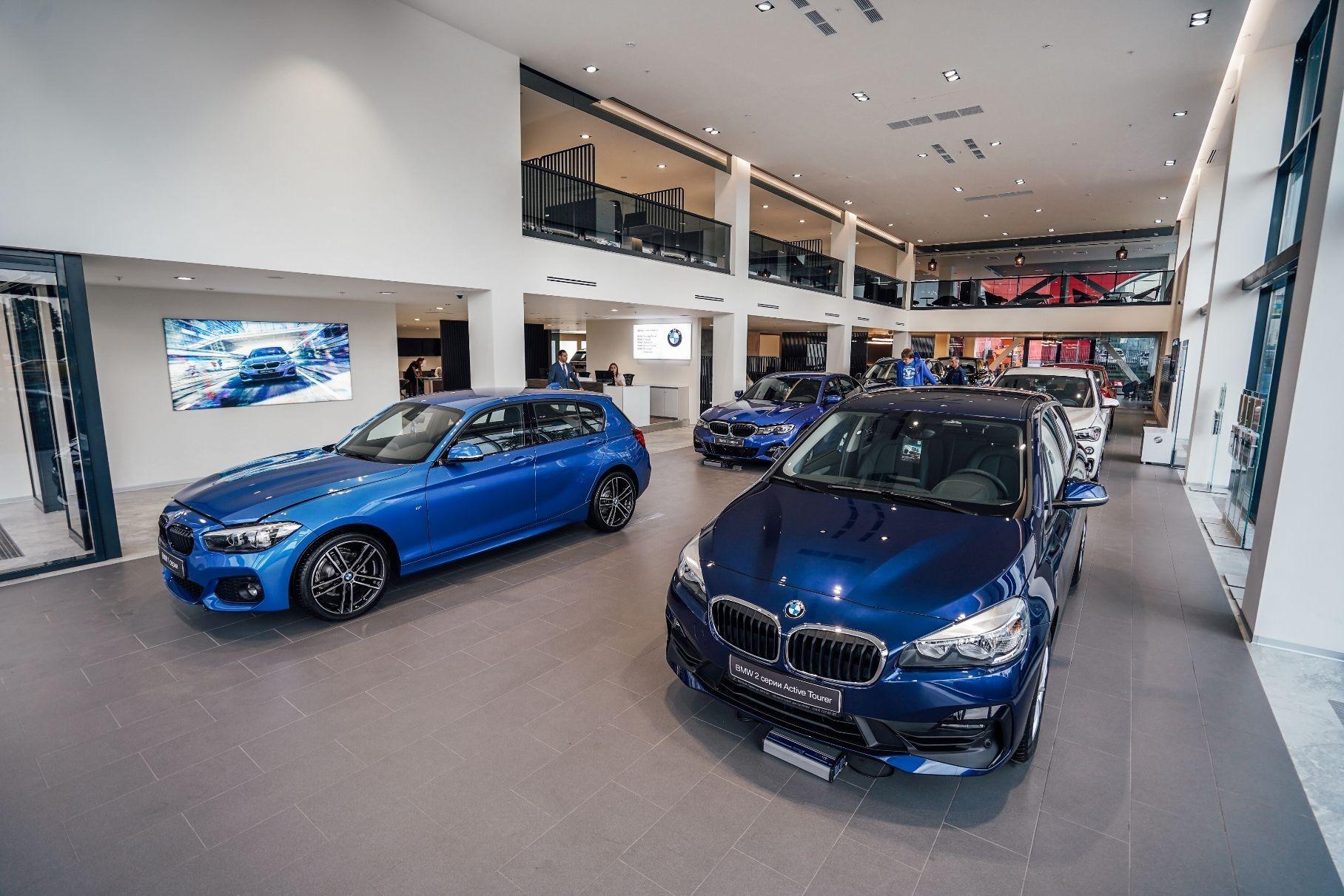 Встречайте новинку - BMW Х4 в автосалонах города Москвы